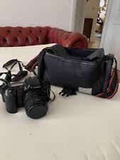 Canon EOS 10 Classic 35mm Film Camera SLR + Canon 35-75mm Lens