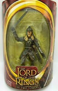 Eomer  Sword Attack Lord Of The Rings Action Figure - The Two Towers ToyBiz