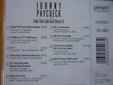 Johnny Paycheck - Take this job and shove it OVP