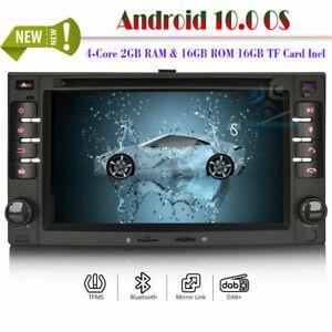 Android 10.0 Head Unit DVD GPS Sat Navi Radio For Kia STAR Sorento CEED SEDONA