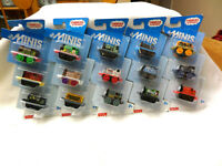 New 15 In Package Thomas & Friends Minis  Engines & Cars Toys