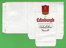 Old EMPTY cigarette pack Scotland #354