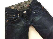 Ladies RIVER ISLAND Slouch Boyfriend Dark wash Jeans Size 10 R Exc Cond!