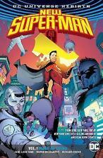 New Super-Man Superman American Comics & Graphic Novels