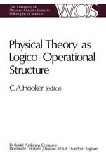 Physical Theory As Logico-Operational Structure 7 (2012, Paperback)