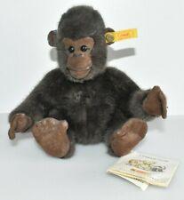 Steiff Tier Affe Bamboo Gorilla 043017 top Zustand Fach D3