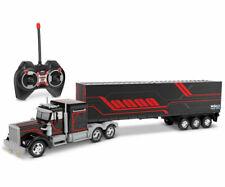 World Tech Toys Mega Rig Remote Control 1:48 RC Semi Trailer Truck