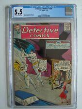 DETECTIVE COMICS #320 CGC 5.5  DC Comics 10/63 Batman