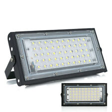 50W Led Flood Light Outdoor Garden Floodlight Spotlight Waterproof Street Lamp