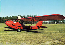 Postcard 482 - Aircraft/Aviation Curtiss Wright Pusher Type 1931