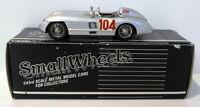 Western 1/43 Scale white metal - WM7 Mercedes 300 SLR #104