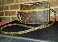LOUIS VUITTON Vintage Compiegne 23 Clutch Crossbody    *US Seller*