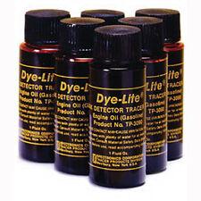 Tracerline TP3090-6 Leak Detection Dye for Gasoline Engine Oil (6) 1 oz. Bottles