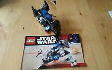 LEGO Star Wars # 7667 - Imperial Dropship - 100% COMPLETE with Instructions