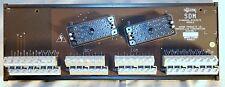 Siemens Moore APACS QUADLOG SDM MTA Board 16167-1-3
