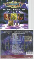 CD--NIGHT RANGER--ROCKIN' SHIBUYA    DOPPEL-CD