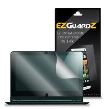 "2X EZguardz LCD Screen Protector Cover HD 2X For Lenovo ThinkPad Helix 11.6"""