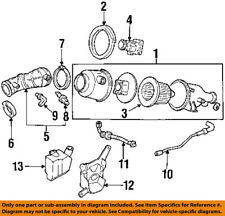 FORD OEM AIR INLET-Valve Assembly F7CZ6C663AE