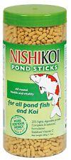 Nishikoi Pond Sticks Floating Fish Food Healthy Goldfish Koi