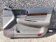 2000-2005 CHEVROLET IMPALA passenger RIGHT FRONT DOOR PANEL GRAY PLASTIC R-TOP-6