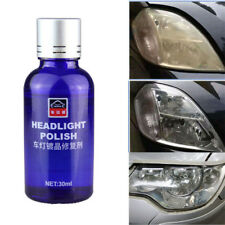 Hardness Car Light Repair Superhydrophobic Glass Coating Car Light polish Care