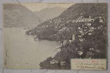 "CPA "" Lago di Como - BLEVIO"