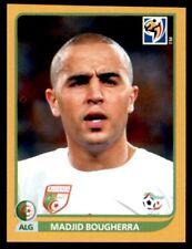 Panini World Cup 2010 (Swiss Gold Edition) Madjid Bougherra (Algérie) No. 226