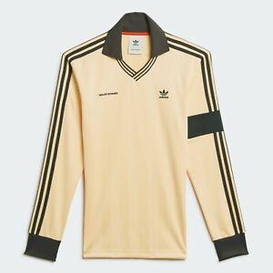 Wales Bonner LS FBall Jersey Long Sleeve Shirt 2020 2021 adidas