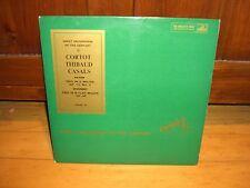 HAYDN TRIO /SCHUBERT TRIO -CORTOT/THIBAUD/CASALS-HMV EMI COLH 12 UK