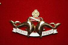 INDONESIAN INDONESIA POLICE FORCE SCUBA QUALIFIED DIVER BADGE #8