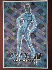POSTCARD B12 ADVERT X-MEN - MYSTIQUE