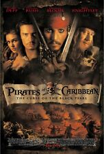 Pirates of the Carribean - A3 Film Poster - FREE UK P&P