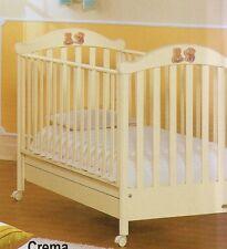 CULLA BAMBINO LETTINO CULLE MOBILE FASCIATOIO FASCIATOI NEONATI BAMBINI BABY