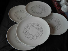 Rosenthal (Thomas) Script dinner plates - SCRIPT(5 available)