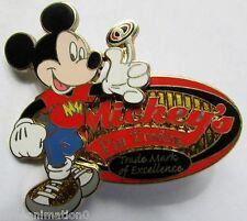 Disney DLR Pin Trading Nights Collection Mickey's Pin Trading Pin