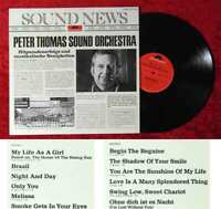 LP Peter Thomas Sound Orchester: Sound News (Polydor 2371 638) D 1976