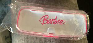 CHILDRENS Barbie GLASSES CASE