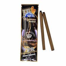 1 Pack of 2 BLUNT WRAP - ROYAL BLUNTS XXL - COGNAC HONEY ROLLING PAPER ZIP PACK