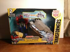 Optimus Prime Cyberverse TRANSFORMERS  Action Figure Toy - (New Unopened) 2019