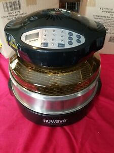 NuWave Pro Plus Oven Infrared Cooking System Model 20602 W/ Brand New Open Box
