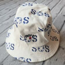 Noah SOS Bucket Hat S/M Made in USA