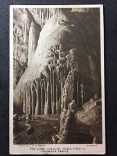 RP Vintage Postcard - Somerset #23  - Cheddar Caves, Organ Pipes Solomon Temple