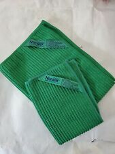 Norwex Kitchen Towel And Cloth Teal