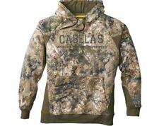 Cabela's Men's ColorPhase Varsity Logo ZONZ Western/Green ZONZ Hunting Hoodie