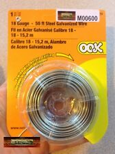 M00600a Morezmore 18 Ga Steel Wire Sculpting Ooak Doll Figure Armature 50 ft A60