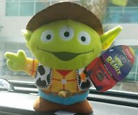 New! Disney Pixar Alien Remix Plush – Woody – Limited Release With Free Shipping