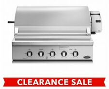 """DCS 36"""" BBQ Gas Grill with Rotisserie Built In Model for Outdoor Kitchens"""