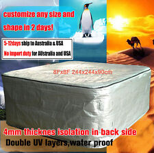 hot tub spa Insulated cover bag 8Fx8F 244x244x90cm fits Sundance Jaccuzzi