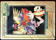 JUMBO POKEMON CARD BANDAI N° 07