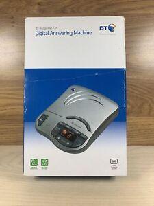 New BT Response 75+ Plus Digital Telephone Answering Machine-No cassettes needed